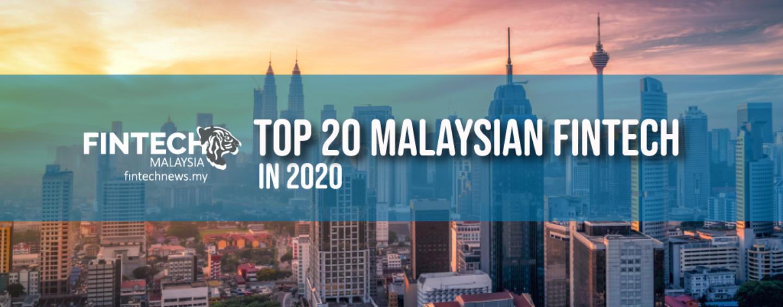 fintech top 20 malaysia