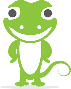 Coingecko mascot